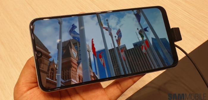 Анонс Samsung Galaxy A30 и Galaxy A50: Infinity-U экраны, емкие батарейки и дисплейный датчик в старшей модели – фото 3