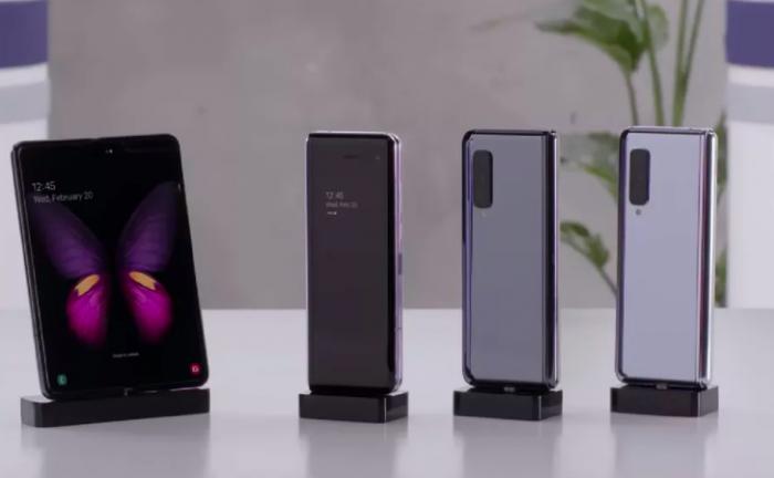 Samsung Galaxy Fold получит эксклюзивный сервис и компания хочет сворачивать в несколько раз смартфоны – фото 1