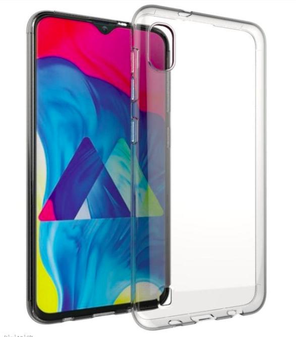 Изображения Samsung Galaxy A10 показали его дизайн – фото 3