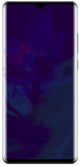 Качественные изображения Huawei P30 и Huawei P30 Pro от авторитетного источника – фото 2