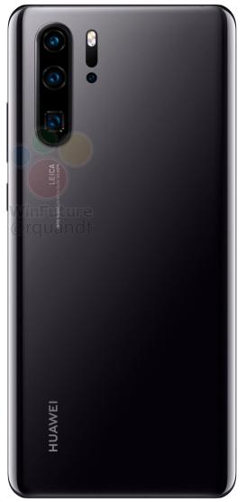 Качественные изображения Huawei P30 и Huawei P30 Pro от авторитетного источника – фото 5