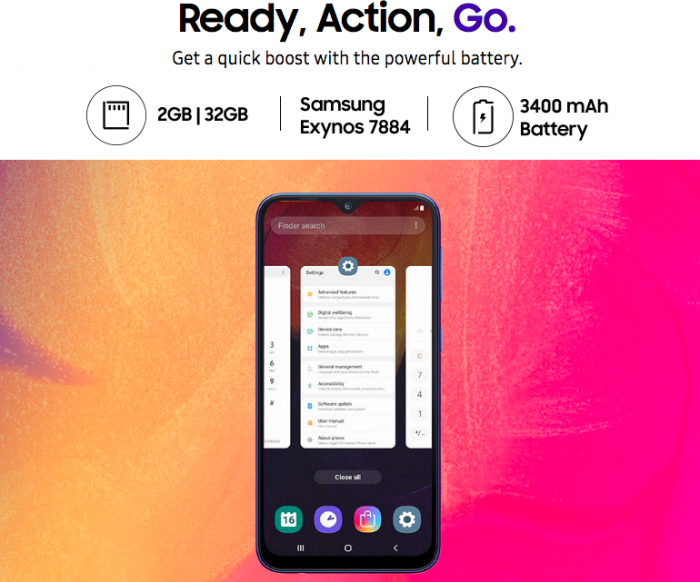 Представлен Samsung Galaxy A10. Объявлены цены на Galaxy A50 и Galaxy A30 – фото 3