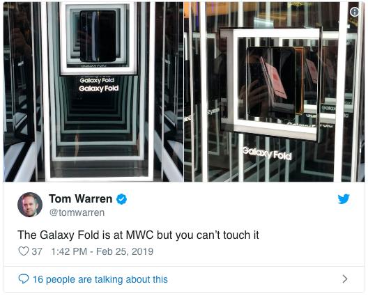 Samsung уверена, что для Galaxy Fold выбрали правильную конструкцию и работает еще над двумя гибкими мобильниками – фото 2