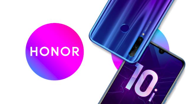Вышел Honor 10i: среднего уровня аппарат с тройной камерой – фото 1