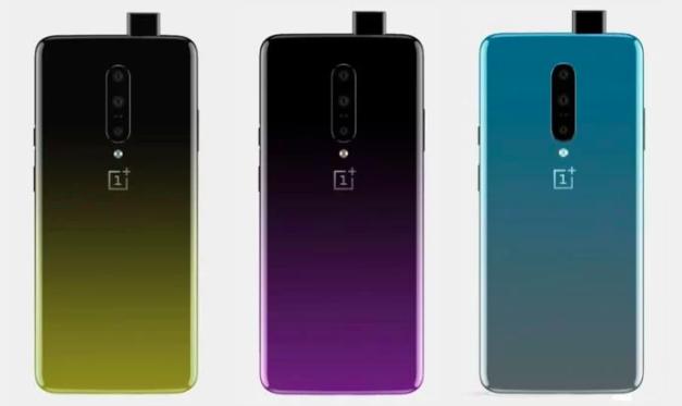 OnePlus 7 раскрасили в градиентные цвета – фото 1