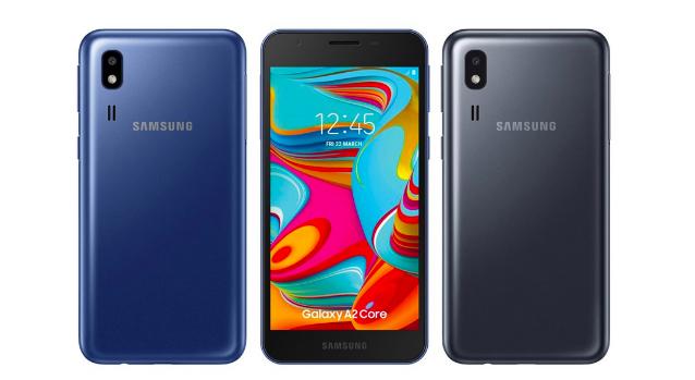 Стали известны характеристики Samsung Galaxy A2 Core с Android Oreo Go – фото 1