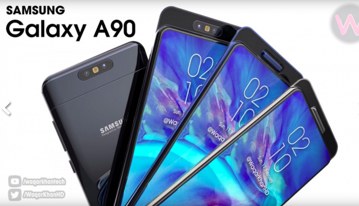 Утечка раскрыла ключевые характеристики Samsung Galaxy A90 – фото 2
