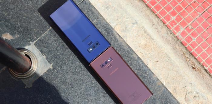 Наследников Samsung Galaxy Note 9 будет четыре – фото 3