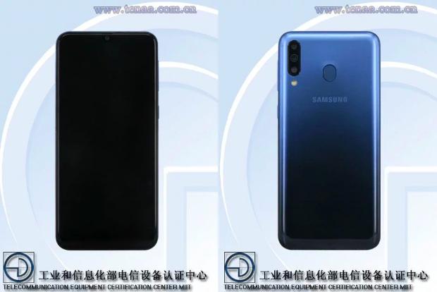 Samsung Galaxy A40s с емким аккумулятором и тройной камерой появился в TENAA – фото 1