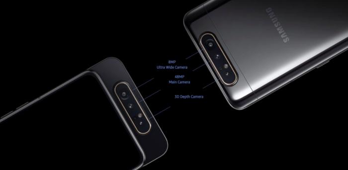 Samsung Galaxy A80 или Oppo Reno? – фото 2