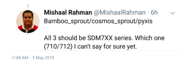 Xiaomi Mi A3 и Mi A3 Lite могут получить платформы 700 серии Snapdragon – фото 2