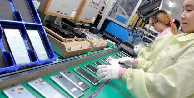 Samsung и LG остановят конвейеры по сборке смартфонов в Южной Корее – фото 1