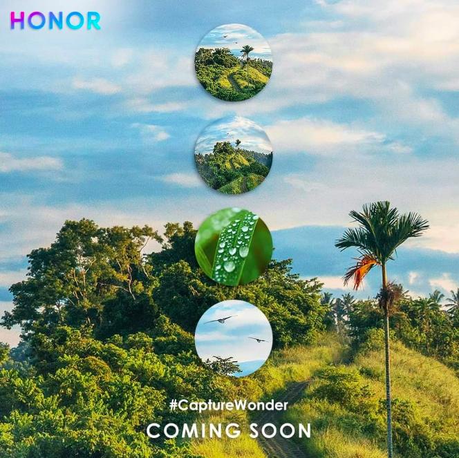 Компания тизерит квадрокамеры Honor 20 и Honor 20 Pro – фото 2