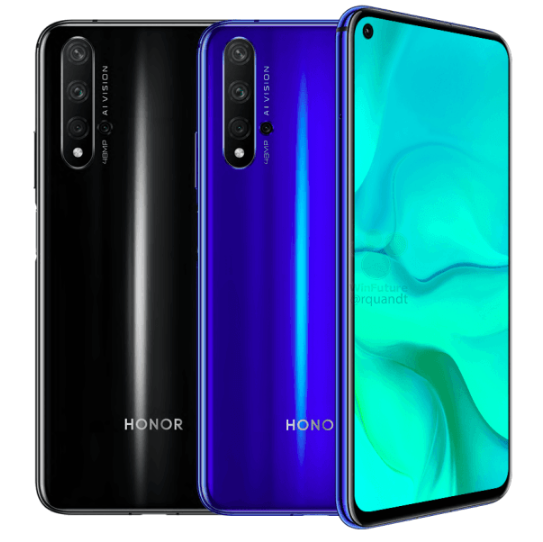 Prices for Honor 20 and Honor 20 Pro as well as preparation for the release of Honor 9X with a new patented chip - picture 1