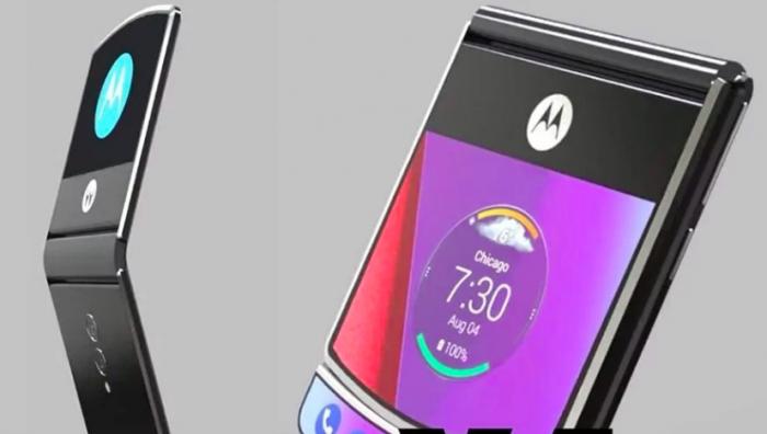 Lenovo выдала чужой концептуальный ролик Motorola RAZR за свой – фото 1
