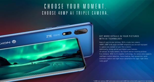 С обновлением ZTE Axon 10 Pro получит поддержку 20-кратного гибридного зума – фото 6