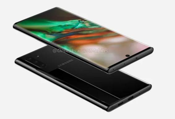 На видео будущий Samsung Galaxy Note 10 – фото 3