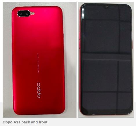 Бюджетный Oppo A1s на фото – фото 1