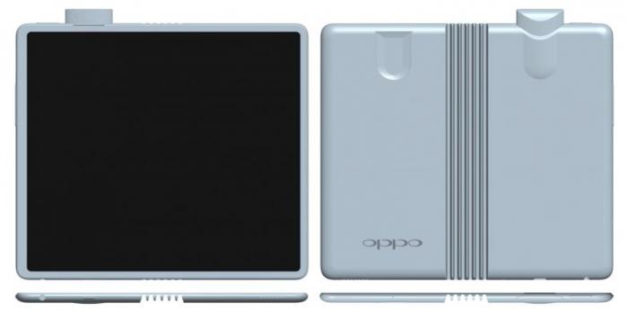Как Oppo планирует согнуть смартфон – фото 4