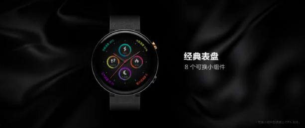 Анонс Amazfit Verge 2: смарт-часы, 4G и мониторинг ЭКГ – фото 1