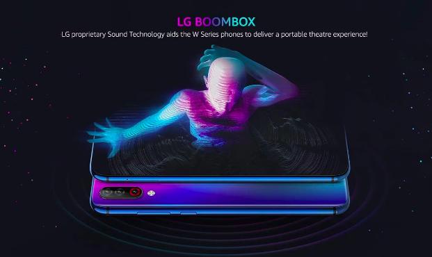 Подробности о первом смартфоне новой серии LG W – фото 5