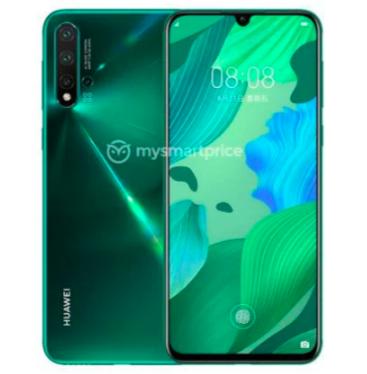 Показали дизайн Huawei Nova 5 Pro – фото 1