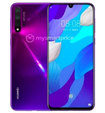 Показали дизайн Huawei Nova 5 Pro – фото 2