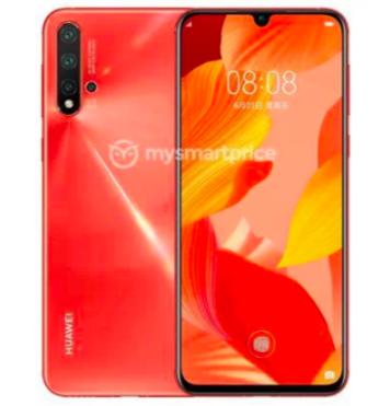 Показали дизайн Huawei Nova 5 Pro – фото 3