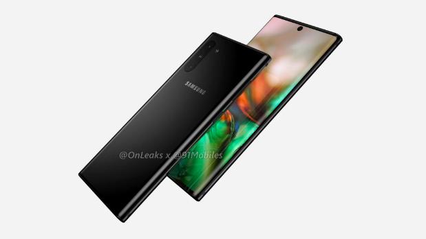 В камере Samsung Galaxy Note 10 предложат новое решение с переменной диафрагмой – фото 1