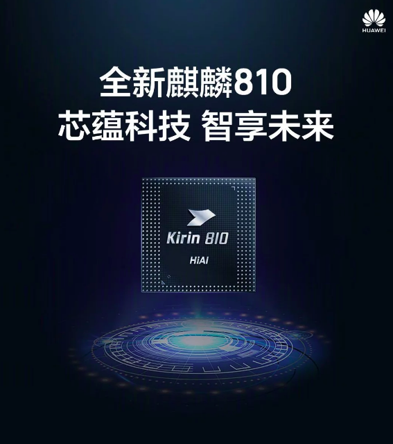 Представлен Kirin 810: 7-нм чип с нейронным модулем – фото 1