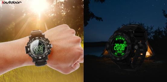 Представлены многофункциональные смарт-часы ioutdoor Pioneer P10 – фото 3