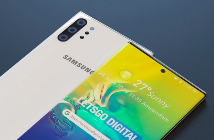 Известна официальная дата анонса Samsung Galaxy Note 10 – фото 1