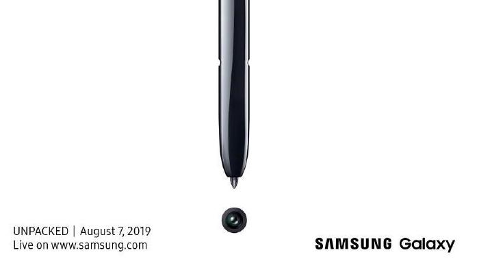 Известна официальная дата анонса Samsung Galaxy Note 10 – фото 2