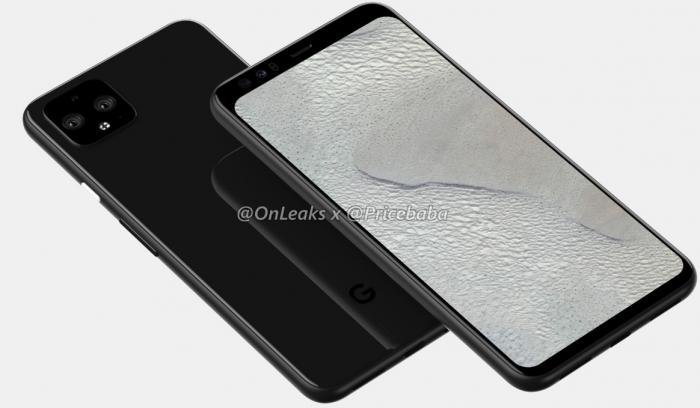 Появился качественный 3D-рендер Google Pixel 4 XL – фото 3