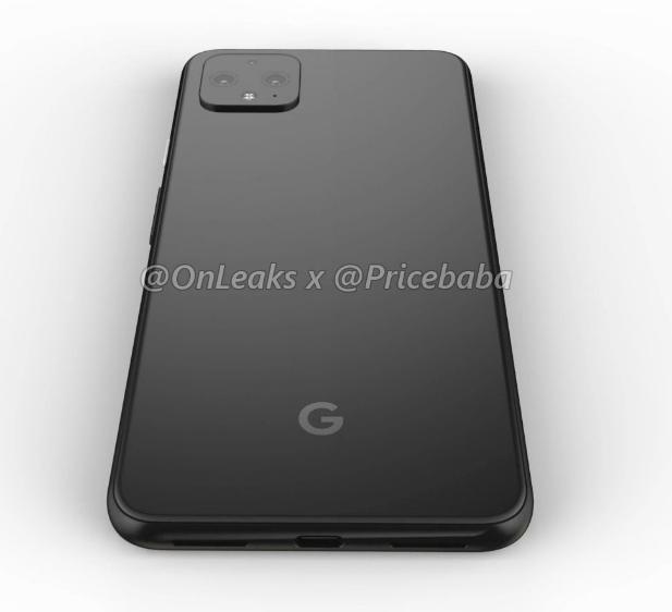 Появился качественный 3D-рендер Google Pixel 4 XL – фото 4