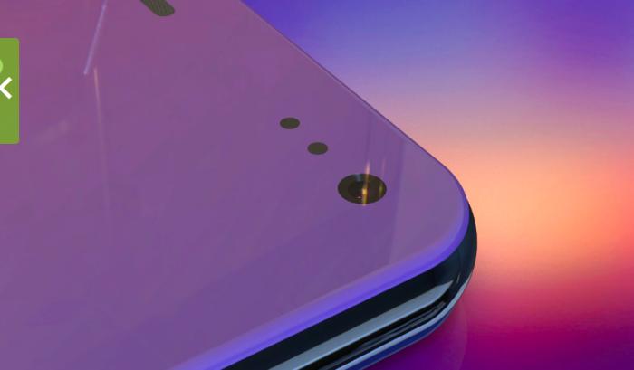 Samsung Galaxy A100 предложит полноэкранную панель нового поколения – фото 3