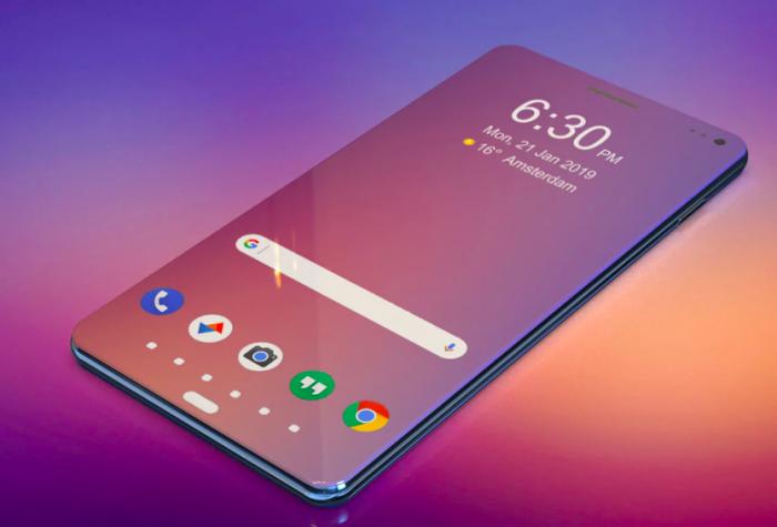 Samsung Galaxy A100 предложит полноэкранную панель нового поколения – фото 2