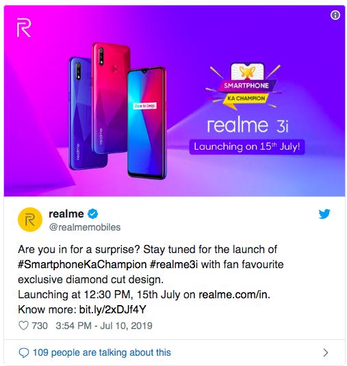 Подробности о характеристиках Realme 3i – фото 3