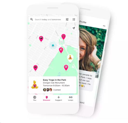 Shoelace — социальная сеть для поиска друзей по интересам и совместного досуга – фото 1