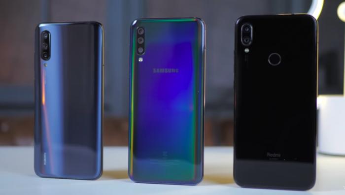 у Xiaomi CC9 нет сканера отпечатков пальцев