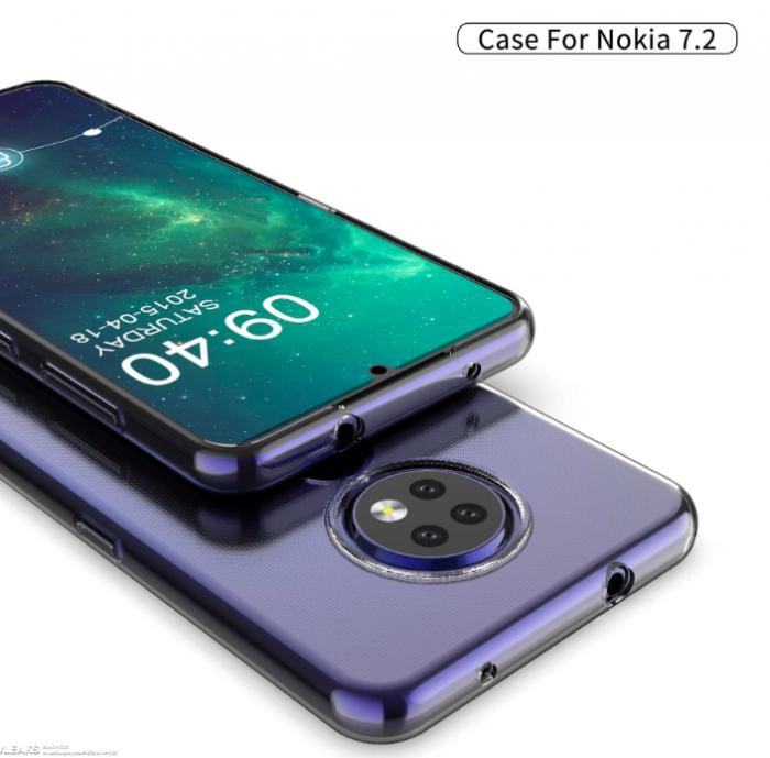 Показали дизайн Nokia 7.2 с необычным модулем камеры – фото 2