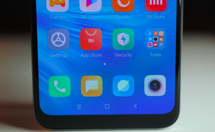 программное обеспечение Xiaomi CC9e