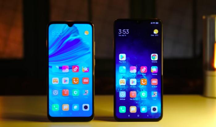 дисплей Xiaomi CC9e