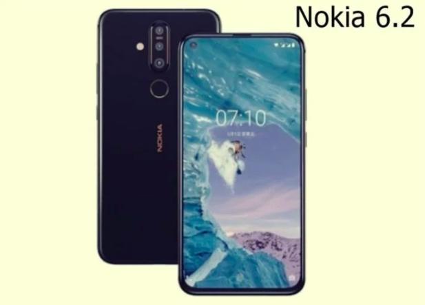 Характеристики и ценники Nokia 6.2