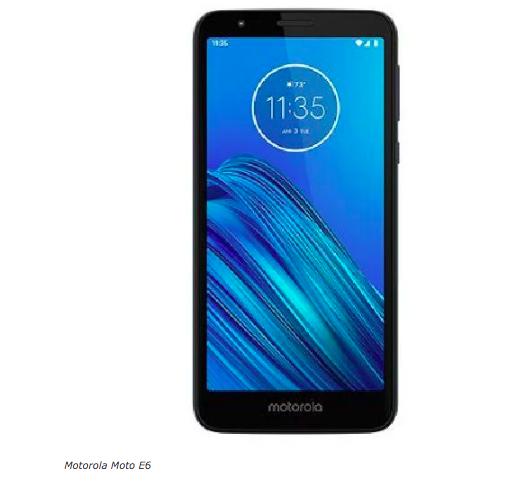 Samsung Galaxy A10s, Moto E6 и LG X2 2019: ключевые характеристики смартфонов – фото 2