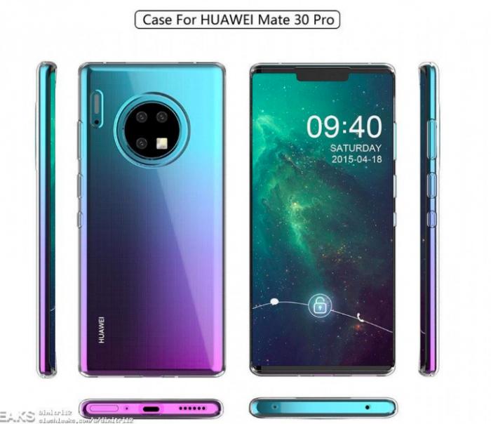 дата презентации серии Huawei Mate 30 названа