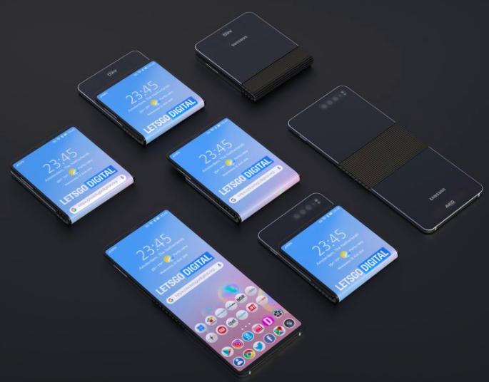 Таким может быть Samsung Galaxy Fold 2 – фото 2