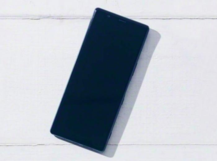 реальное фото Sony Xperia 2