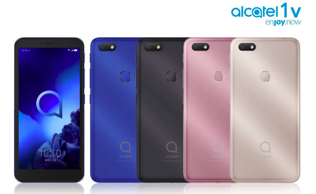 анонсировали Alcatel 1V и Alcatel 3X