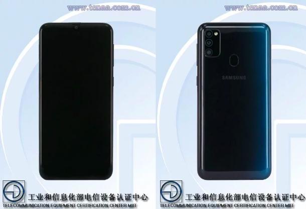 Samsung Galaxy M30s сертифицирован в TENAA – фото 1